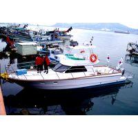 金运12米休闲钓鱼艇,韩国进口