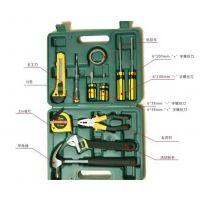 汽车应急工具组合装 礼品工具套装 家用安全应急工具盒 12套组合