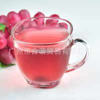 KTZB47创意水杯热水杯茶杯玻璃杯190ml带把咖啡杯 彩盒