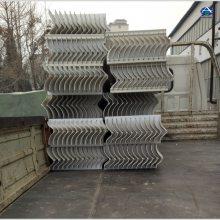 脱硫系统三维仿真图 聚丙除雾器型号图片 华强脱硫塔厂家