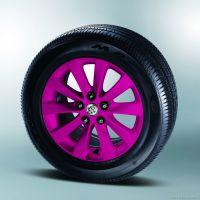 哑光紫色 德国进口速耐手喷轮毂改色膜 手喷自行车改色 车顶改色