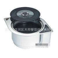 自助烧烤地下排烟纸上电烤炉|商用韩式国浦电烤炉|韩国电烤炉