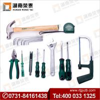 世达工具19件基本维修组套家用机修汽保维修多用维修包