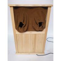 供应远红外频谱足浴桶汗蒸桑拿桶家用汗蒸房加热按摩养生桶