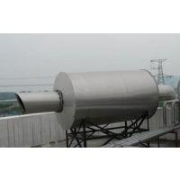 供应低噪音/静音柴油/燃气发电机组LGS烟管消声器