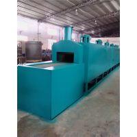 东莞金力泰铝合金网带式时效炉 铝材热处理生产线