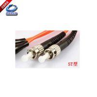 ST-ST多模跳线 ST-ST-3M双芯多模电信级光纤跳线 可定制1米 2米 5米 10米 20米