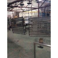广州展销会,亮点锌钢护栏厂家,供应护栏立柱,面管,横杆,竖杆