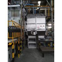 广东金力泰天然气自动铝合金T6热处理生产线