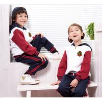 供应湖南长沙私立幼儿园韩版运动款校服贵族外贸幼儿园英伦学院风礼服套 装***专业定制厂家