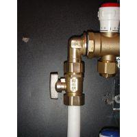 地暖分水器主管专用活接角阀诚招经销商