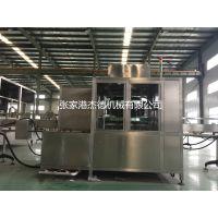 厂家供应5加仑全自动外刷桶机 旋转外刷洗瓶机 XG-100外洗刷桶机