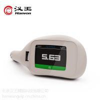 车载便捷式检测仪器 车载汉王霾表C1 车载霾表PM2.5检测