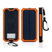 路虎三代超薄户外太阳能移动电源套料 大路虎驴友充电宝半成品