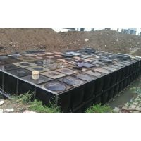 商洛地埋式BDF水箱 商洛地埋式BDF方形水箱 RJ-D19