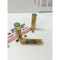 生产厂家直接供应三菱7号碱性干电池 AAA LR03玩具MITSUBISHI 防盗器报警器专用电池