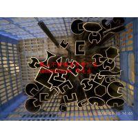 供应201 304 316不锈钢异形管 门框专用异形管厂家