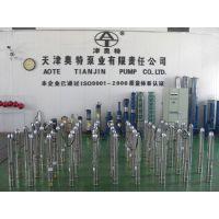 深井潜水泵100QJ