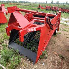 黄芪药材挖掘机哪家好 自动挖掘中草药材的机器型号齐全