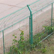 铁路围栏网 高速公路围栏网 pvc市政护栏