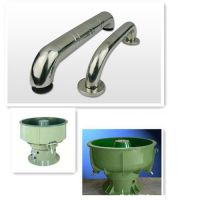 供应锌合金、铝合金工件镜面专业研磨抛光设备