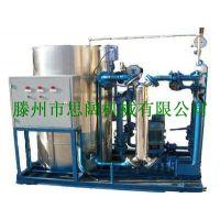 可拆式换热器 暖气地暖热水交换器 换热机组蒸汽水热交换器