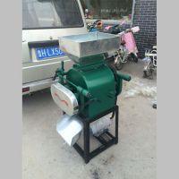 鼎信专业制造立式小麦挤扁机 大产量粮食挤扁机