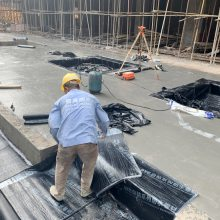 四川省批发湿铺高分子反应粘防水卷材 SBS改性沥青防水卷材