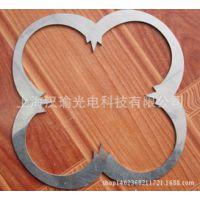 上海金山可用于不锈钢小礼品上面精密切割模型的激光切割加工
