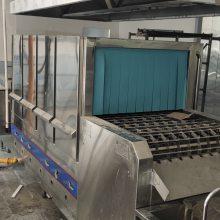 供应餐饮企业洗碗机 北京市益友公用设备公司多功能洗箱洗筐一体机