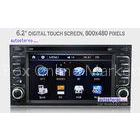 Android 4.0 Car Stereo Toyota Sat Nav DVD 6.2'' double din car stereos ith DVD SD USB Dual Zone
