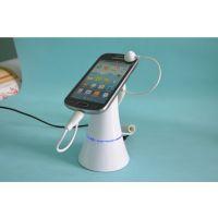 OPPO手机防盗报警支架 苹果手机防盗器可充电 手机防盗展架