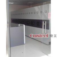 深圳密集柜生产厂家 定做财务档案密集柜 带轨道活动档案柜