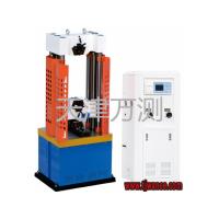 WE-100B微机显示万能试验机批发价格 万能试验机现货供应