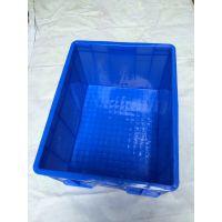 厂家直销深圳全新料8号塑料周转箱周转物流包装一件代发现货