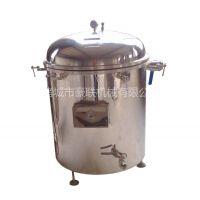 豪联牌HLLY-60优质食品级不锈钢真空过滤式滤油机