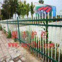 河南省新乡安全围墙栏杆厂家热镀锌钢喷塑护栏组装护栏