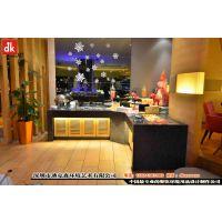 厂家直销设计定制餐台餐桌保温设备暖菜炉热菜台