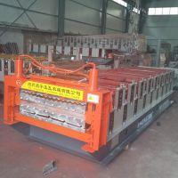 昌宇供应双层压瓦机、850/900型彩钢设备价格、广西直销