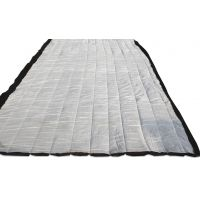 防水保温被无纺布 黑色双层多层保温被厂家直销质优价廉