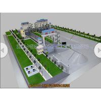 【中教高科】ZJGKSG03-水闸系统及其渠系建筑物动态仿真系统