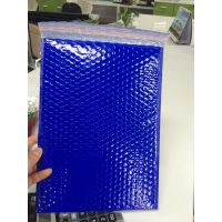 苏州厂家专业生产 彩色铝膜气泡信封袋 镀铝膜复合气泡袋