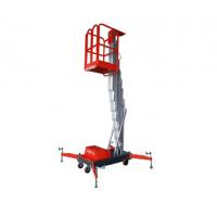 【AWP10诺力高空平台价格】桅柱式高空作业平台,电动升降台上海总经销