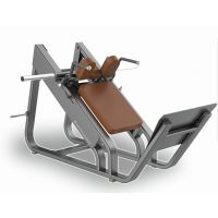 山东品牌好的健身器材 45度斜登训练器 厂家直销