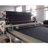 一米科技全自动服装厂设备梭织非弹性大布卷布料拉布机