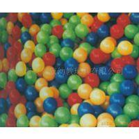 海洋球、波波球、塑胶玩具、 塑胶小球、塑料球、充气小球