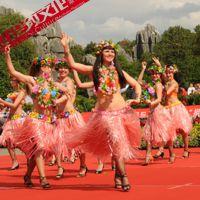 上海劲舞表演-韩国热舞表演团队-上海舞蹈演出团队