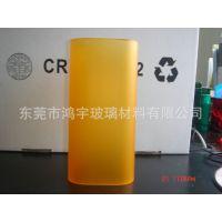 长期批发喷漆方形玻璃管 方高硼硅玻璃