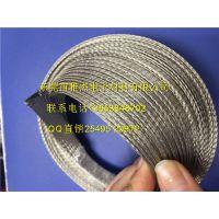 雅杰铜编织扁平线 紫铜编织散热带 镀锡铜编织带厂家直销