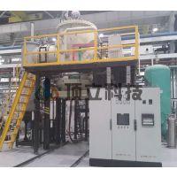 ACME/顶立科技 立式底装料高真空钎焊炉 真空钎焊